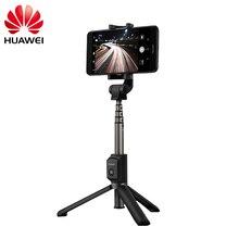 Huawei Honor AF15 Selfie Stick składany statyw Mi Monopod uchwyt migawki statyw Selfi Bluetooth bezprzewodowy telefon Ios Android