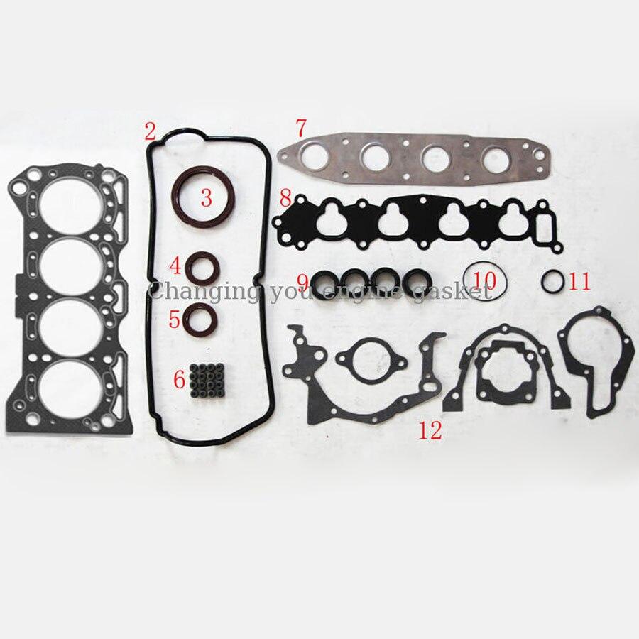 NEW Suzuki Esteem Sidekick Valve Cover Gasket Set 11189 71C00 KIT