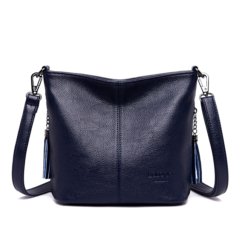 Ladies Hand Crossbody Bags For Women Luxury Handbags Women Genuine Leather Shoulder Bag Designer Women Bolsas Femininas Sac 5