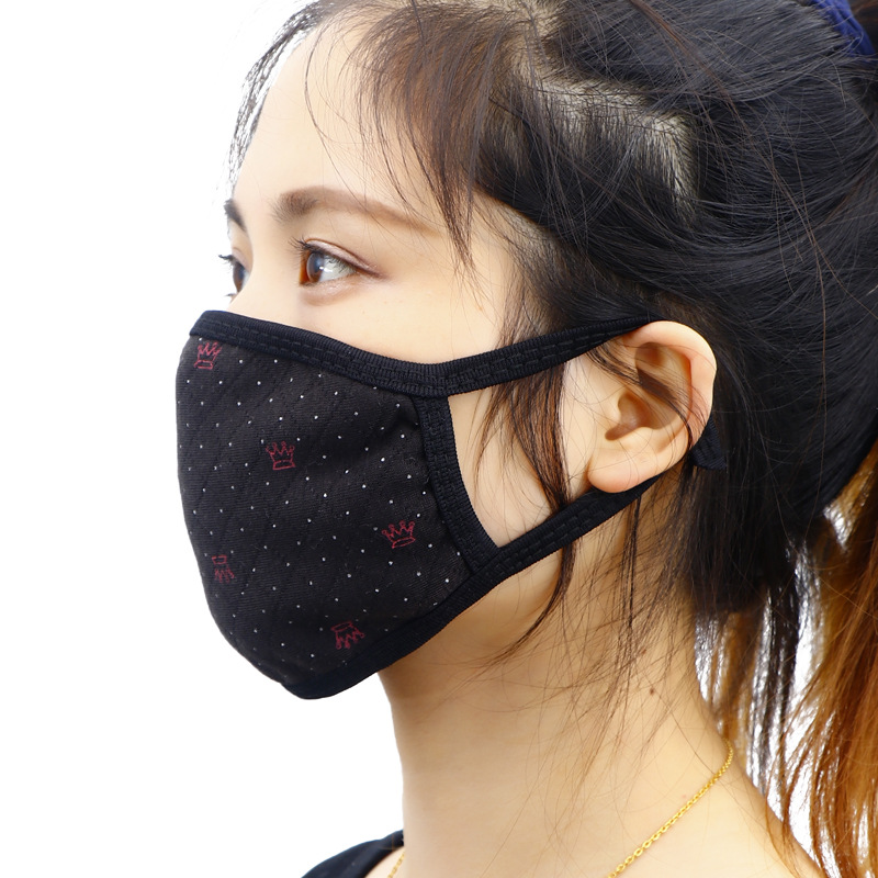 Anti-Dust Health Care Mask Women Men Muffle Face Mouth Masks Cotton Dustproof Mouth Face Masks Clothing Accessories
