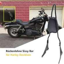Samger МОТОЦИКЛ sissy бар пассажирский спинки pad мотоцикл для
