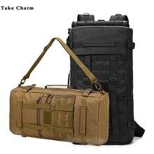 Камуфляжная большая Вместительная дорожная сумка мужская ткань Оксфорд Открытый водонепроницаемый Прочный Многофункциональный рюкзак черные сумки для ноутбука