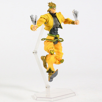 JoJos Bizarre Adventure Stardust Crusaders DIO PVC Action Figure Collectible Model Toy 2
