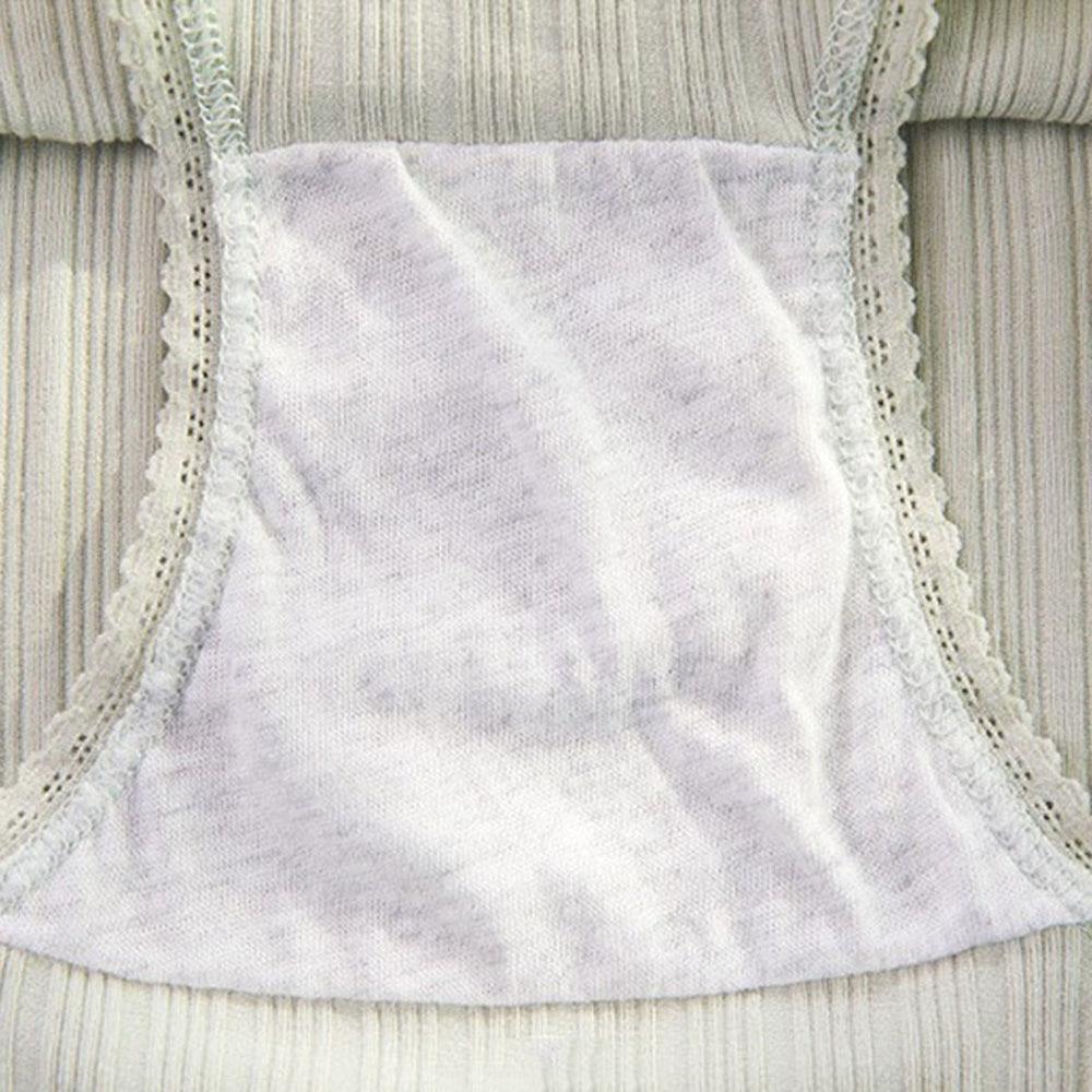 Cute Small Daisy Print Cotton Girls Underwear Breathable Panties Women Briefs Lingerie