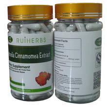(1Bottle=90pcs) Antrodia Camphorata 30:1 Extract 30% Polysaccharide Caps free shipping