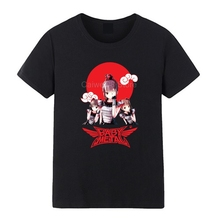 for mans Fashion short sleeve tee for man Babymetal band T Shirt NEW Summer Fit