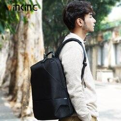 Kingsons, противоугонные нейлоновые 25л мужские 15,6 дюймовые рюкзаки для ноутбука, школьные модные дорожные мужские рюкзаки, женские повседневны...