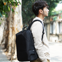 Kingsons anti roubo de náilon 25l homens 15.6 polegada portátil mochilas escola moda viagem masculino feminina casual mochila|Mochilas| |  -