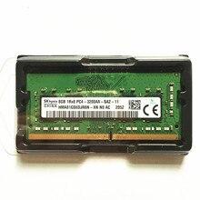 SKhynix DDR4 RAMS 8GB 3200MHZ Laptop memory 8GB 1Rx8 PC4-3200AA-SA2-11 ddr4 memory 8gb 3200 260PIN