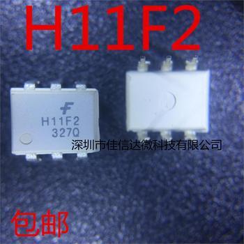 10pcs/lot  H11F2 DIP6 10pcs lot lta601n