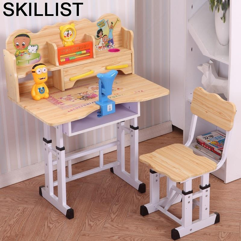 Child Play Kindertisch Tavolo Per Baby Desk Tavolino Bambini Adjustable Mesa Infantil Kinder Bureau Enfant For Study Kids Table