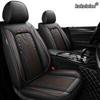 kokololee Leather car seat covers for seat alhambra altea ibiza 6l 6j leon mk2 mk3 toledo ateca arona heater Automobiles Seats