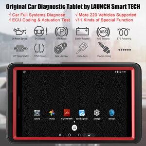 Image 2 - LAUNCH X431 Pro Mini ECU Mã Hóa Xe Công Cụ Chẩn Đoán Tất Cả Hệ Thống OBD2 Máy Quét Actuation Thử Nghiệm Wifi Bluetooth Ô Tô Máy Quét OBD