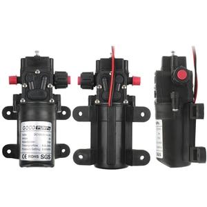 Image 4 - Pompe à eau à membrane haute pression, 0,9 mpa, 6l/min, 12v, 24v, 70W, 0,9 mpa