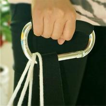 Многофункциональный большой крюк карабин хозяйственный крюк безопасность баланс карабинный замок кемпинг на открытом воздухе
