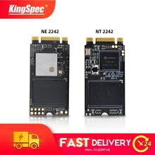 KingSpec M.2 2242 SATA NGFF & NVMe PCIe SSD 512 ГБ 128 ГБ 256 ГБ ТБ 2 ТБ м2 ssd ngff m.2 NVMe внутренний sdd для ноутбуков настольных ПК