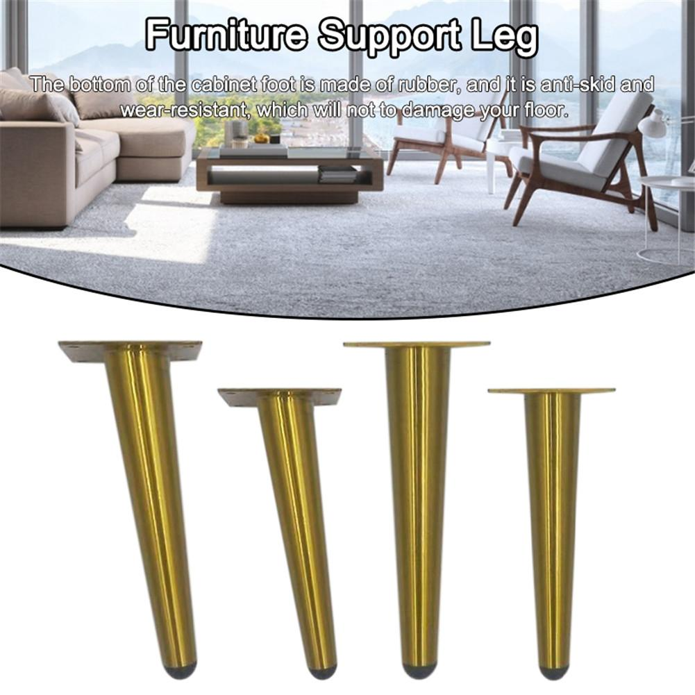 Coffee Table Legs Stainless Steel Furniture Legs Bench Legs Desk Cabinet Legs Home Accessories Multi-size