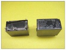 จัดส่งฟรีจำนวนมาก (10ชิ้น/ล็อต) 100% ใหม่JQ1A 24V F AJQ3342F JQ1A 24V AJQ3342 5A250V 4PINS 24VDC DC24V 24Vรีเลย์