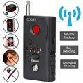 Многофункциональный антишпионский детектор, камера GSM, обнаружение звуковых ошибок, GPS-сигнал, объектив, трекер, обнаружение, беспроводная к...