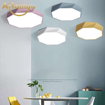 Living Room Bedroom Kids room Kitchen Led Ceiling Lights lamparas led de techo moderna Surface Mounted Modern Led Ceiling Lamp led chandelier living room dining room lamp modern acrylic lamp lamparas de techo colgante moderna pendant lights abaju