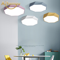 Living Room Bedroom Kids room Kitchen Led Ceiling Lights lamparas led de techo moderna Surface Mounted Modern Led Ceiling Lamp