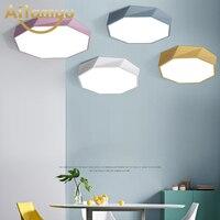 Living Room Bedroom Kids room Kitchen Led Ceiling Lights lamparas led de techo moderna Surface Mounted Modern Led Ceiling Lamp