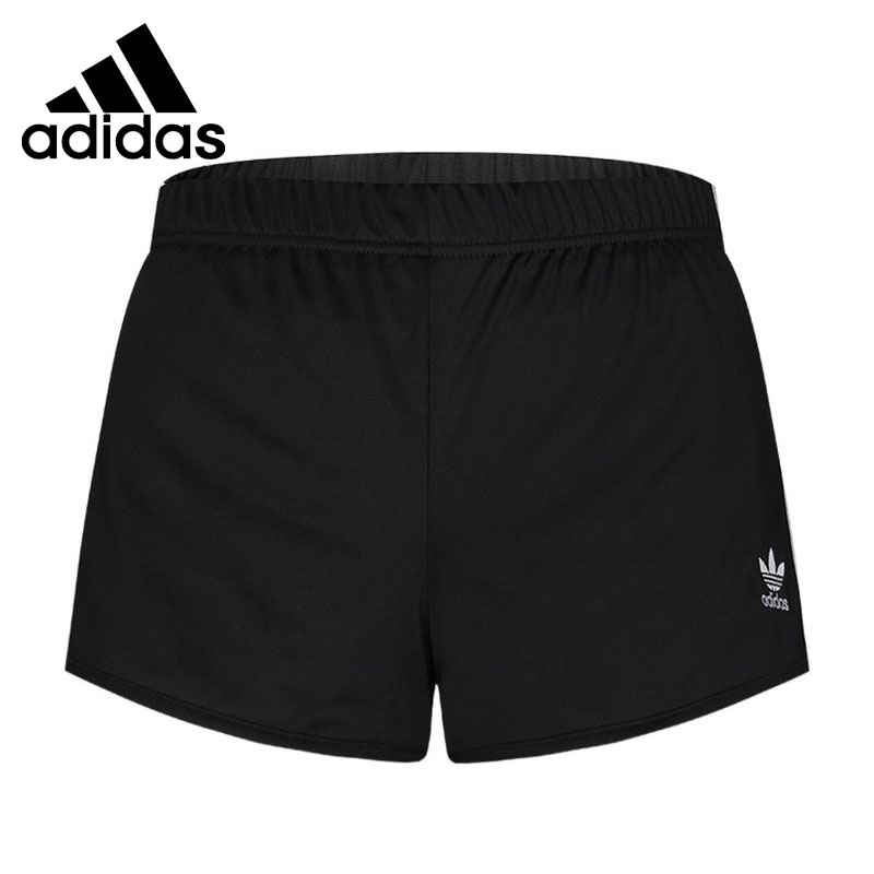 Original New Arrival Adidas Originals 3 STR SHORT Women's Shorts Sportswear