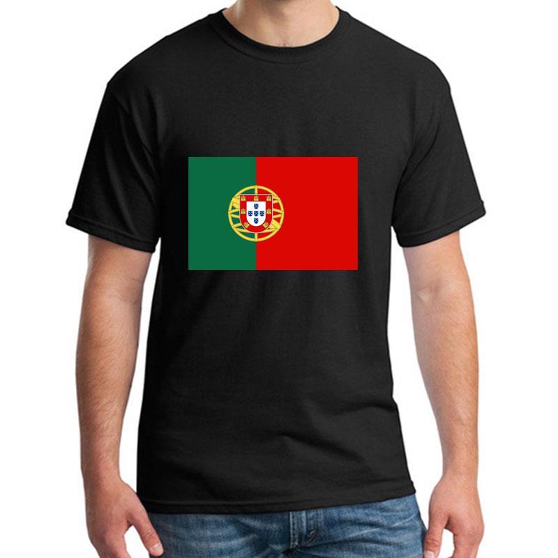 >fashion Flag Portugal <font><b>tshirt</b></font> plus sizes s-5xl Short Sleeve awesome Super <font><b>mens</b></font> <font><b>tshirts</b></font> <font><b>Crew</b></font> Neck HipHop Top