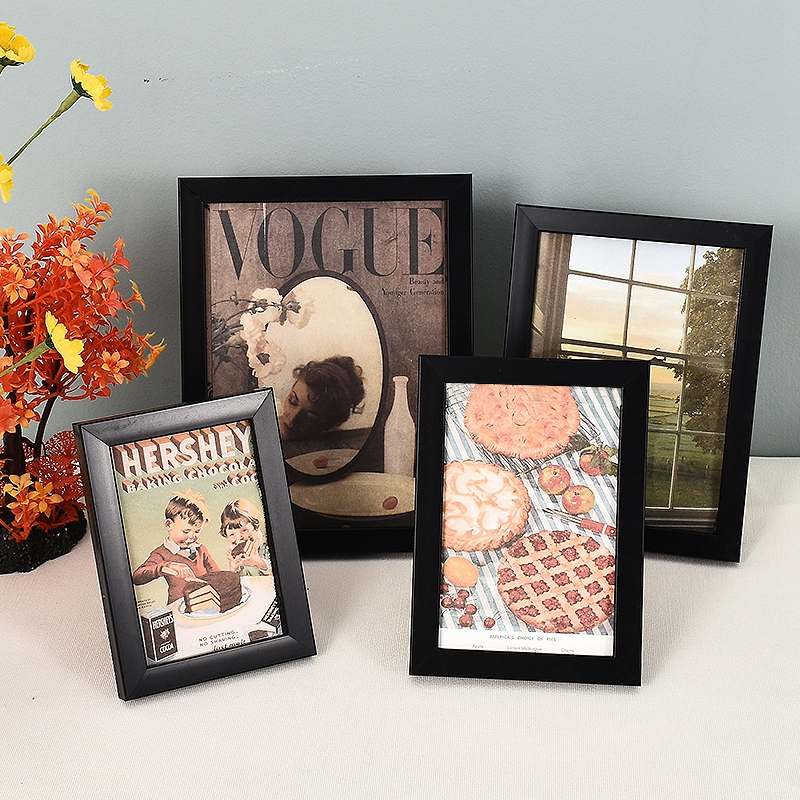 Picture Frame for Photo Frame Decorative Frames for Pictures Picture Frame Paintings Photo Display Stand Home Decor Cadre Photo