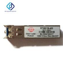 WTD RTXM139-400 SFP-155m-1310nm-15km Optical Fiber Transceiver