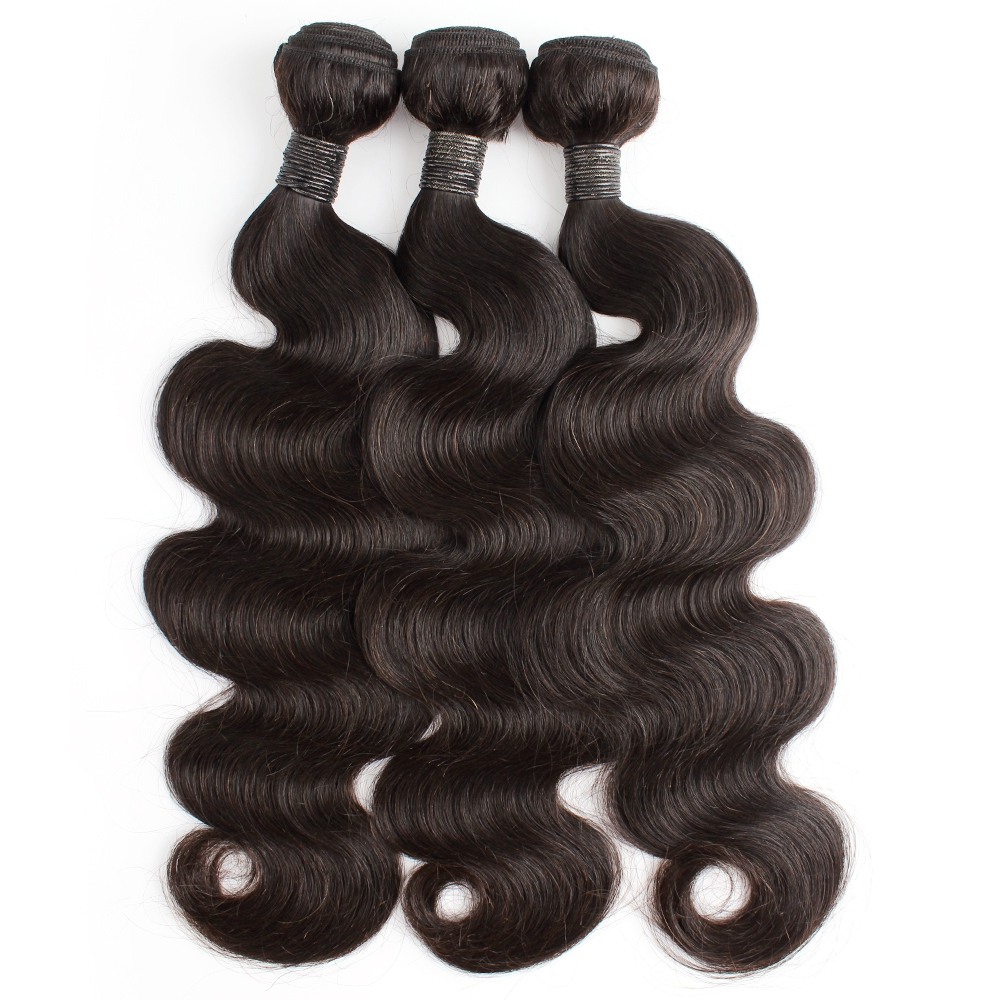KISSHAIR 10-28 inch remy Indian human hair bundles body wave unprocessed cuticle aligned raw Brazilian hair extension