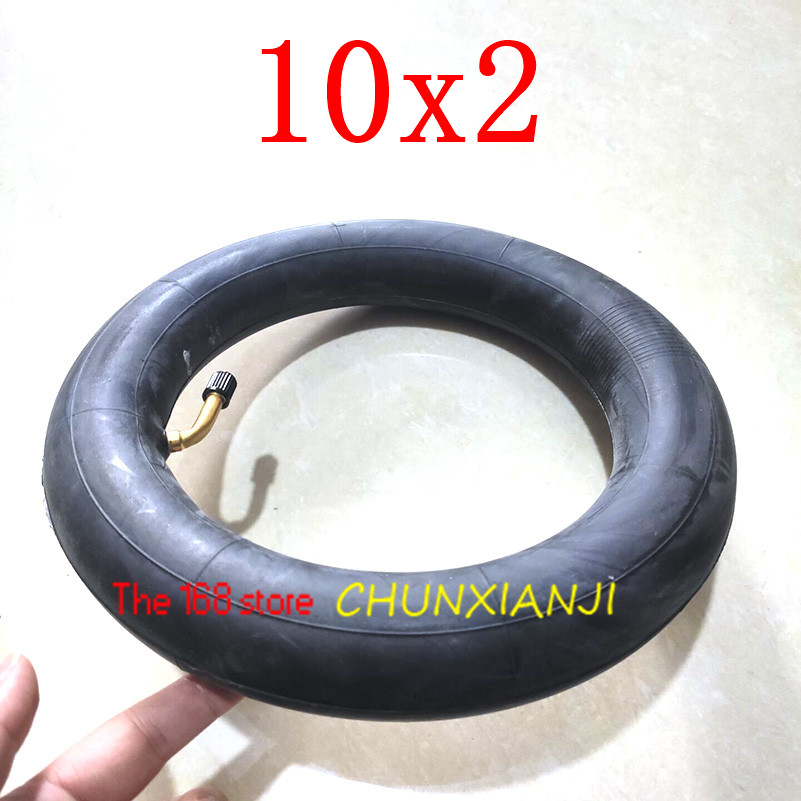 Image 3 - Size 10x2 Tube Tyre Bike  Heavy Duty 10 * 2 Tyre Inner Tube for Bike Tricycle Baby Stroller 3 Wheel Bicycle-in Tyres from Automobiles & Motorcycles