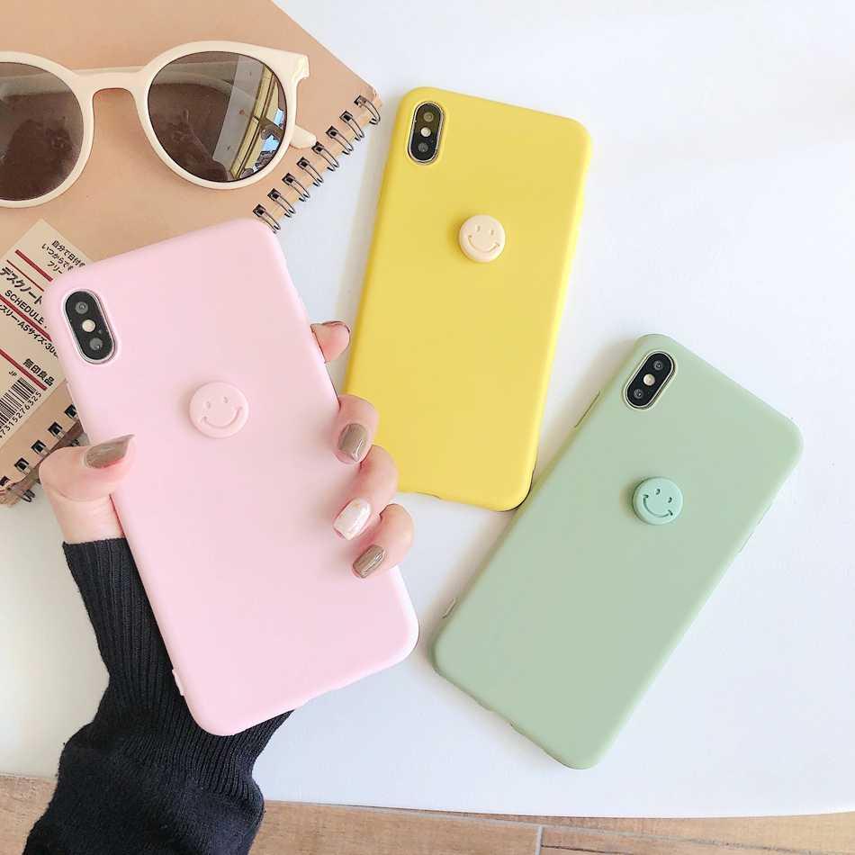 Voor Iphone 11 7 Xr 11 Pro Xs Max Case Pizza Taart Diy Cover Voor Iphone 7 6 S 5 8 Plus 3D Leuke Varken Hond Panda Bear Kawaii Soft Case