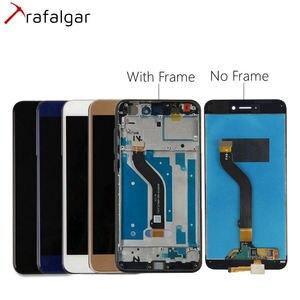 Image 1 - טרפלגר תצוגה עבור Huawei Honor 8 לייט LCD תצוגת PRA TL10 PRA LX1 LA1 מגע מסך עם מסגרת לכבוד 8 לייט LCD להחליף