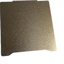 Мини двухсторонний текстурированный пружинный стальной лист с порошковым покрытием ENERGETIC Prusa 190*190 мм