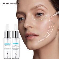 VIBRANT GLAMOUR Face Serum Eye Essence Hyaluronic Acid Moisturizing Whitening Lifting Firming anti-wrinkle Facial Skin Care 2pcs