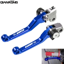 Dirt bike brakes Motorcycle Brake Clutch Levers Handle FOR Yamaha WR250F 2001-2015 2002 2003 2004 2005 2006 2007 2008 WR 250F