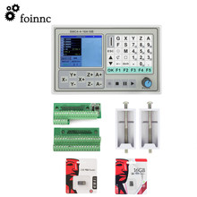 offline controller 50KHZ CNC 4 Axis Breakout Board Carving Engraving Machine Control System Card SMC4-4-16A16B