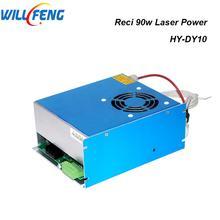 Будет ли лазер Feng DY10 Reci 80 Вт Co2 для лазерной трубки W2. Станок для лазерной резки детали гравировального станка