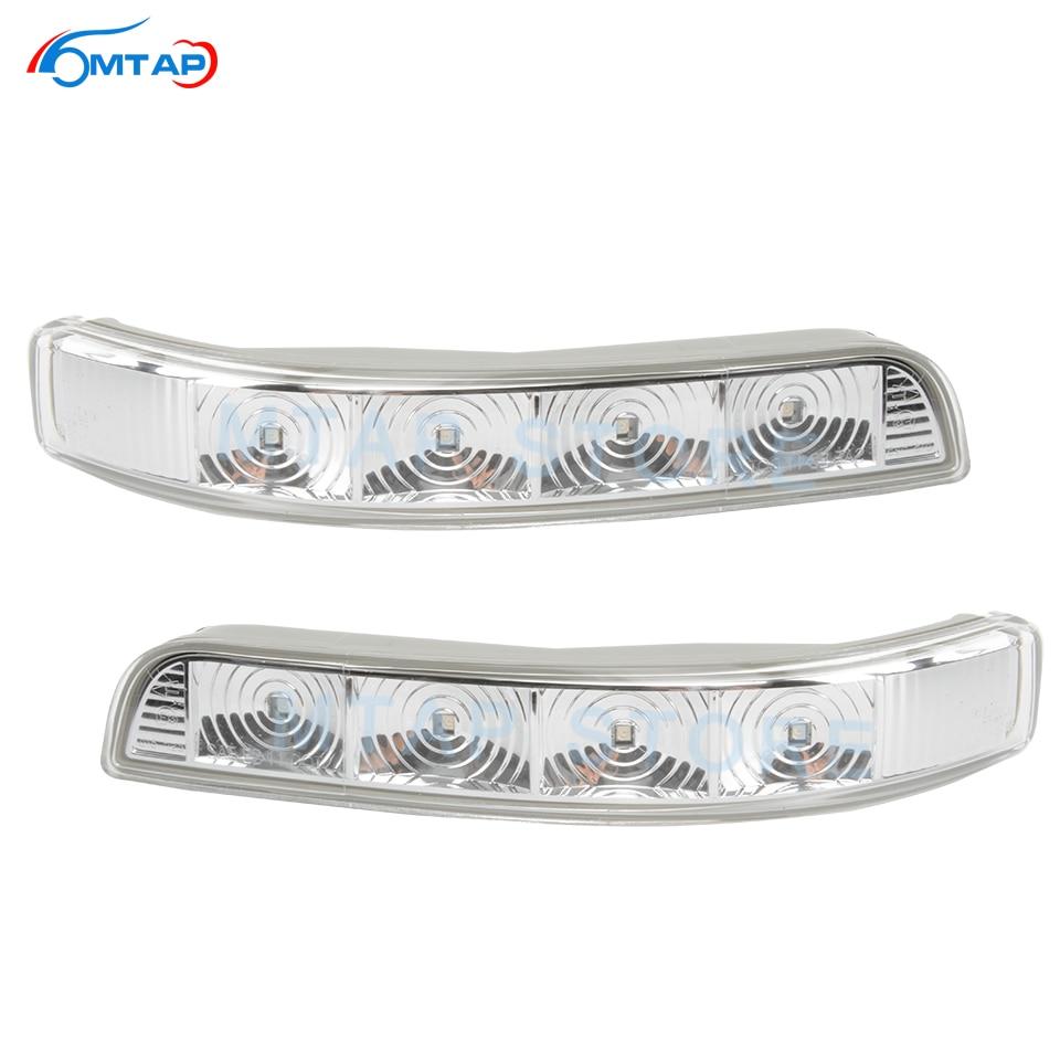 Pair of Side Mirror Turn Signal LED Light Lamp for Sorento 2011-2015