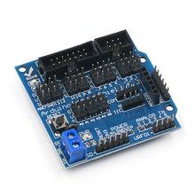 Плата расширения сенсора v50 для uno mega r3 v5 Для arduino
