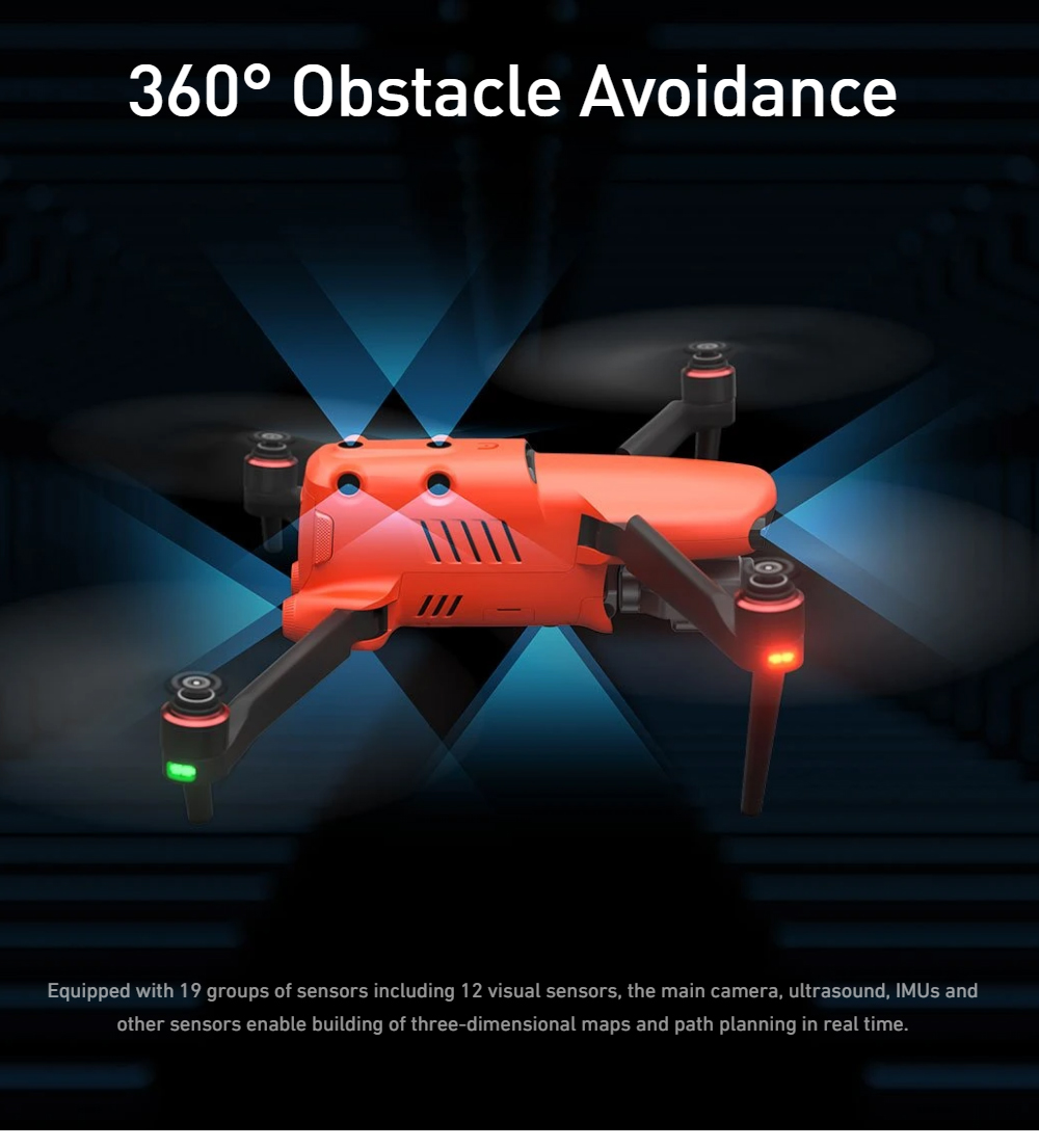 H1775c4d4b90f43a288358d3badfc85d4c - Autel Robotics EVO 2 II Pro 8K/6K Original RC Drone 4K Ultra HD Camera 60fps 9KM 35 Min Flight Professional Aerial Photography