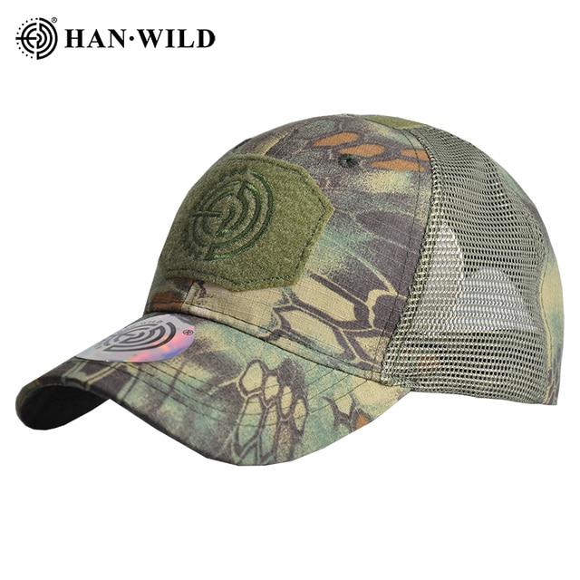 Multicam gorra de operador Force camuflaje gorra de béisbol gorras ajustable Airsoft sombrero para hombres táctico Contractor gorra de béisbol ejército