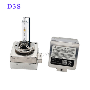 Image 4 - Skyjoyce Ac 35W 55W Xenon D1S D3S Hid Lamp 4300K 5000K D1S Hid Lamp D3S 6000K 8000K 10000K Metal Base Claw D1S D3S Hid Koplamp