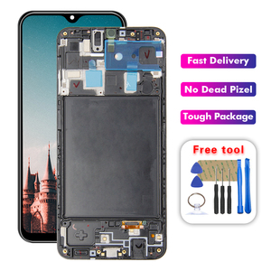 For Samsung Galaxy A20 A205U SM-A205G A205F Lcd Display Touch Screen Digitizer Assembly(China)
