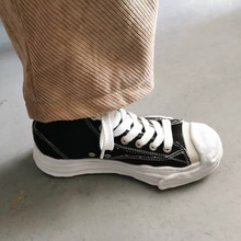 Own Brand [Not MMY] Jack Purcell Street Wear Army Same Style Sneakers Nigel Cabourn Suture Canvas Shoes For Men Lightweight Girl
