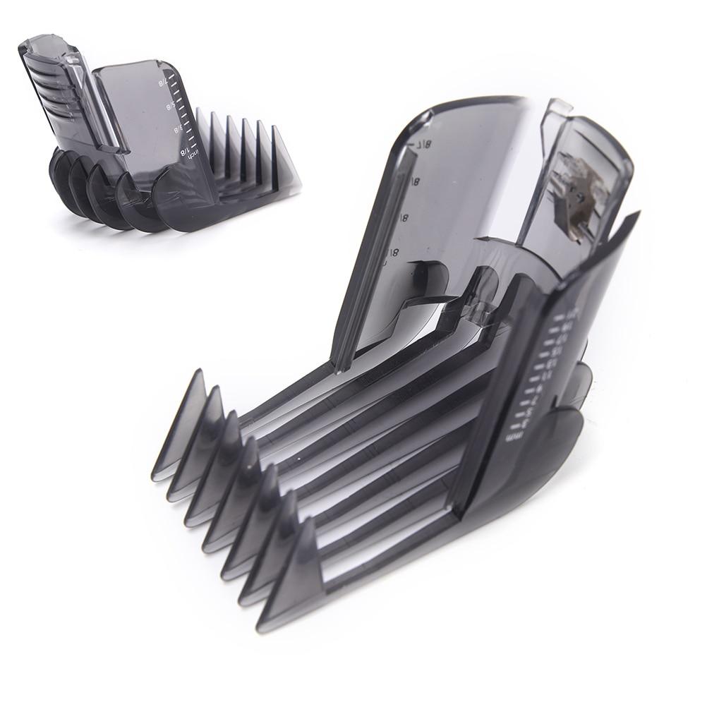 1PCS Black Practical Hair Trimmer Cutter Barber Head Clipper Comb Fit For QC5130 QC5105 QC5115 QC5120 QC5125 QC5135