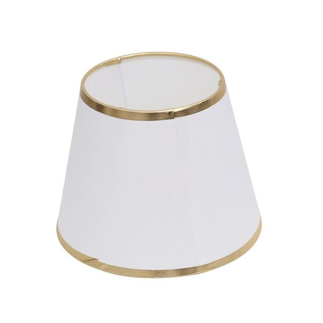 1pc Lamp Shade Fashionable Table Lamp Shade Lamp Cover Desktop Lamp Shade for Office Hotel Home