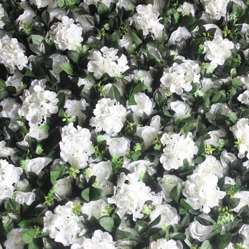 SPR 4 фута * 8 футов/шт. Свернутая ткань основа цветок стена искусственная Роза случай фон цветочный орнамент украшения Бесплатная доставка - 5