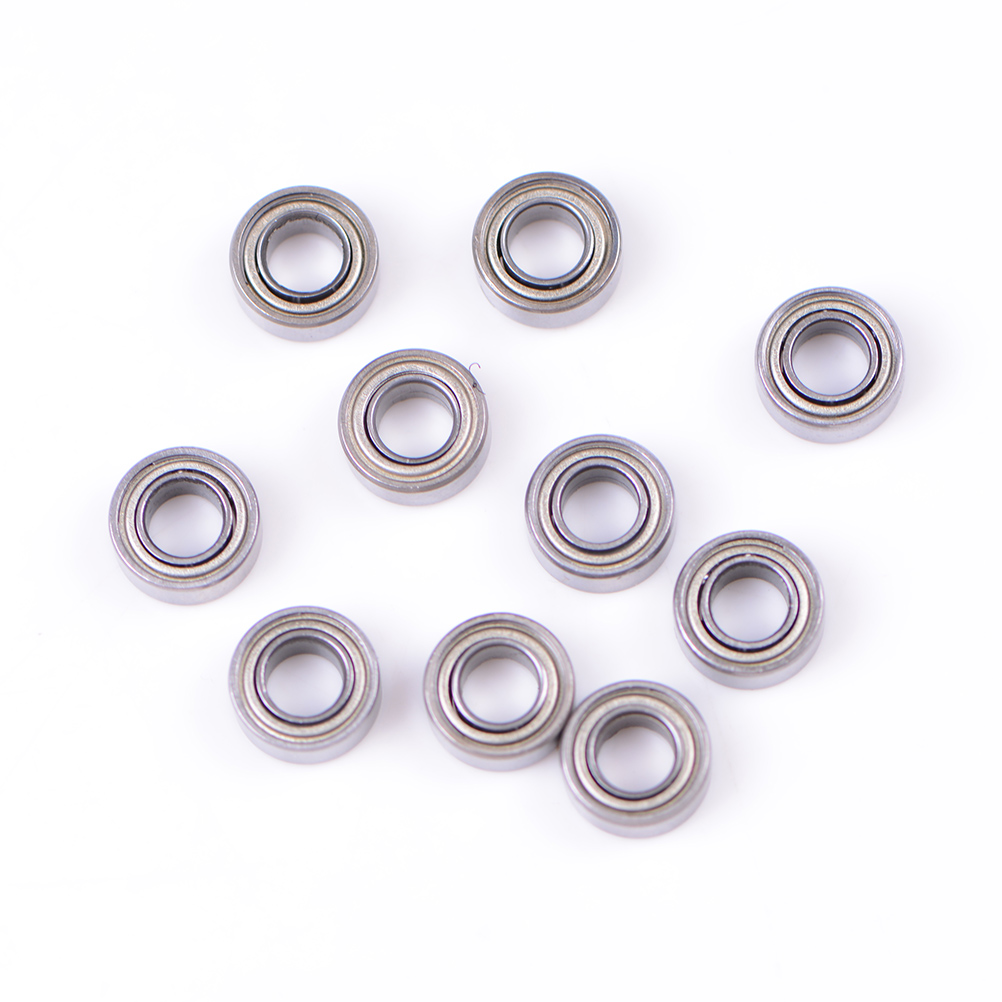 5 PCS Blue 5x11x4 MR115-2RS 5*11*4 Tamiya 1150 Rubber Sealed Ball Bearings